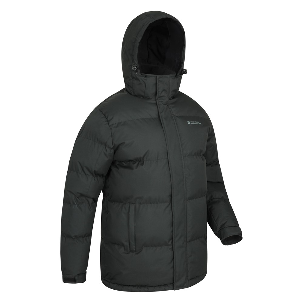 Mountain-Warehouse-Mens-Padded-Jacket-Puffer-Water-Resistant-Winter-Snow-Coat thumbnail 8