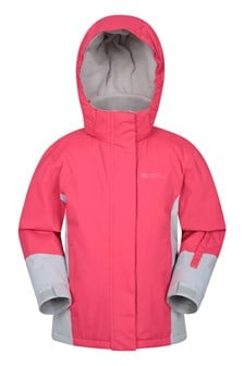 Honey Kids Ski Jacket Fuchsia