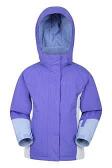 Honey Kids Ski Jacket Purple
