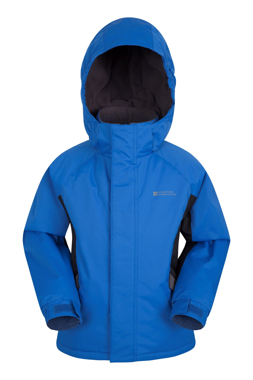 060a45176765 Raptor Kids Snow Jacket