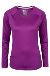 Endurance Womens V-Neck Top