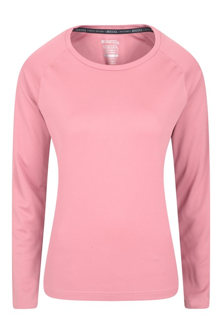 023098 ENDURANCE UV WOMENS LS TEE
