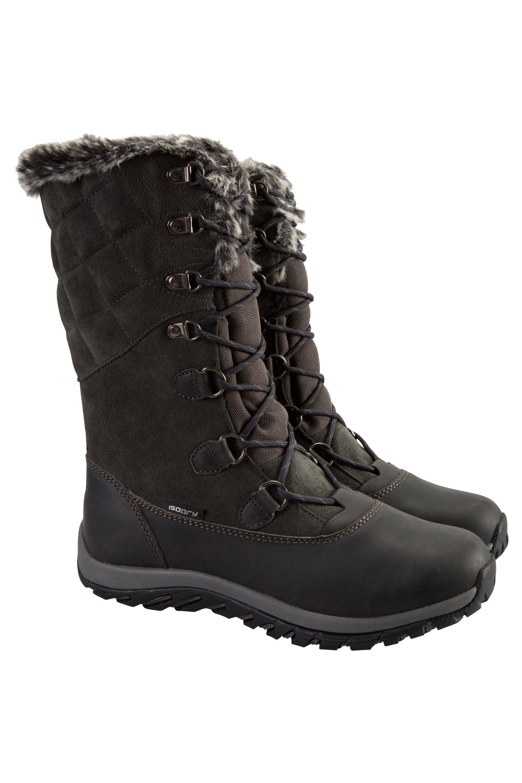 ef884abfb47 Vostock Womens Snow Boots - Dark Grey