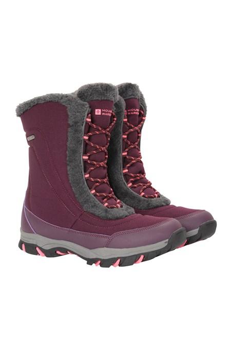 023147 OHIO WOMENS SNOW BOOT
