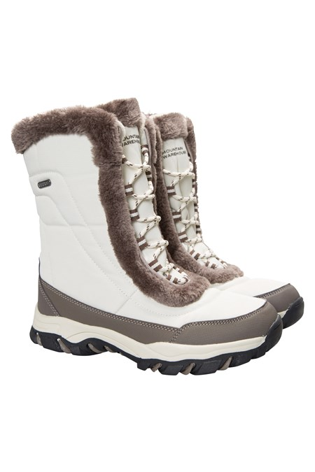 023147 OHIO WOMENS THERMAL FLEECE LINED SNOW BOOT