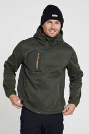 Firth Mens Showerproof Softshell