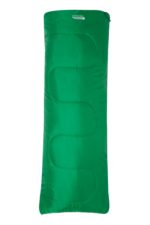 Basecamp 200 Mini Sleeping Bag - Green
