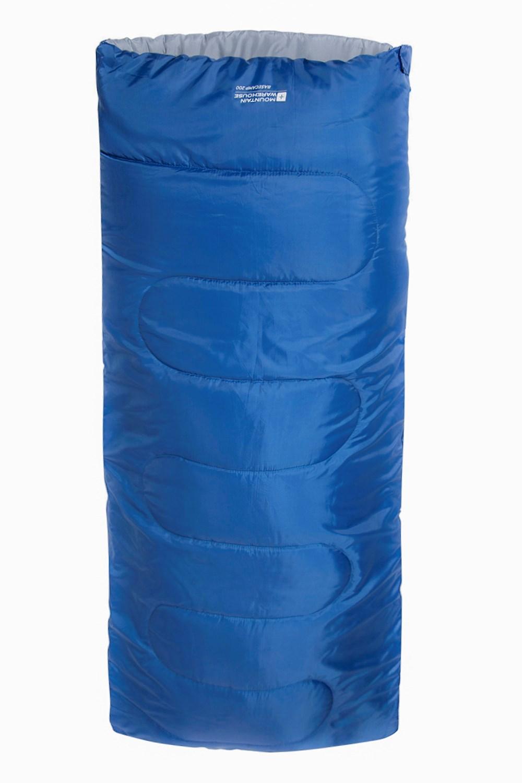 Basecamp 200 Sleeping Bag - Blue