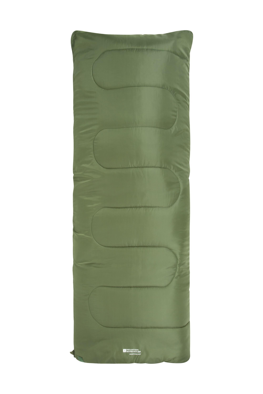 Basecamp 200 Sleeping Bag - Green