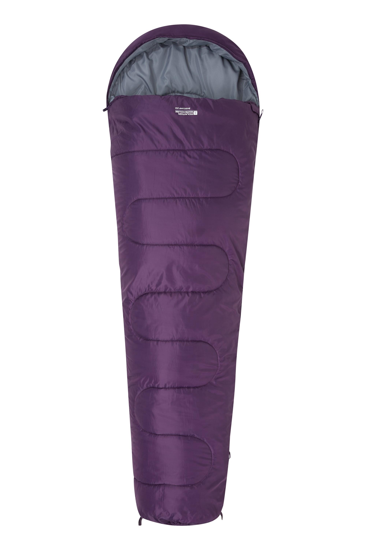 Basecamp 250 Sleeping Bag - Purple