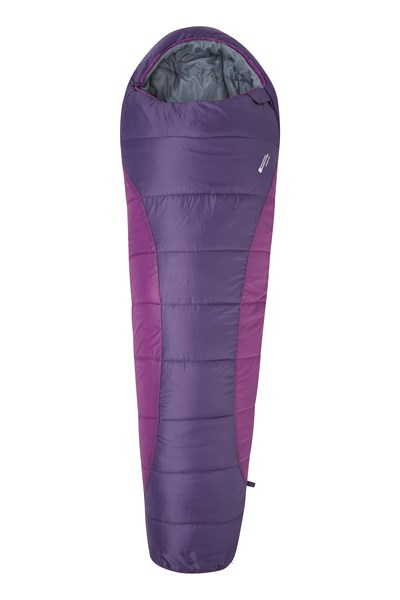 Summit 250 Sleeping Bag - Pink