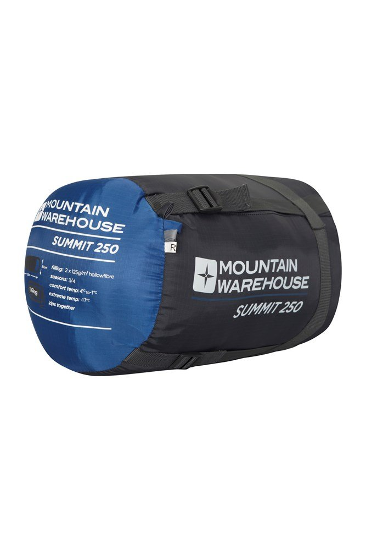 433f990529 Summit 250 Sleeping Bag | Mountain Warehouse GB