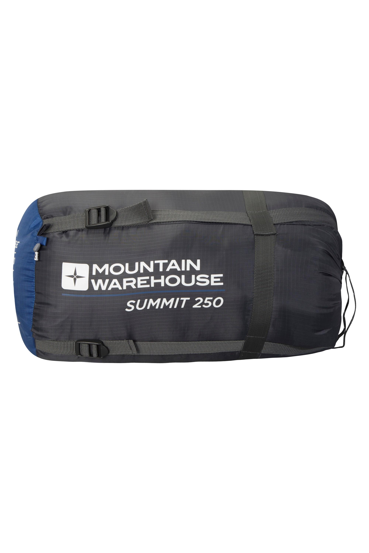 watch 07b69 02eb1 Summit 250 Sleeping Bag | Mountain Warehouse GB