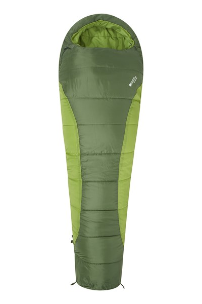 Summit 250 Sleeping Bag - Green
