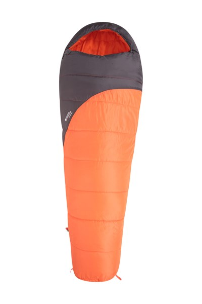 Summit 250 Sleeping Bag - Orange