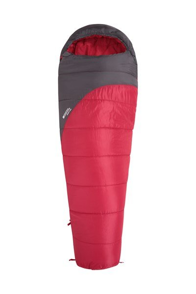 Summit 300 Sleeping Bag - Dark Red