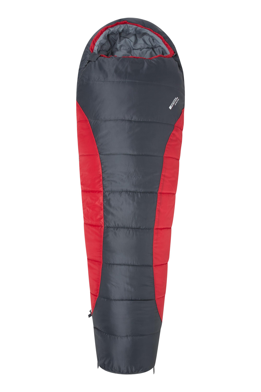 Summit 300 Sleeping Bag - Red