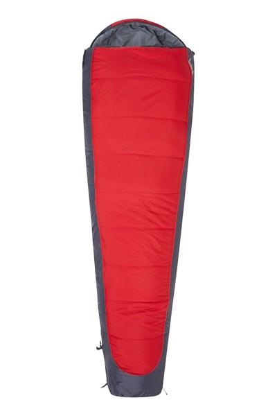 Microlite 500 Sleeping Bag - Dark Red