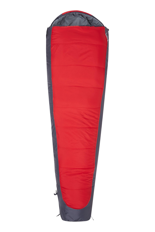 Microlite 500 Sleeping Bag - Red