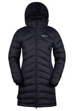 Elsa Womens Long Down Jacket