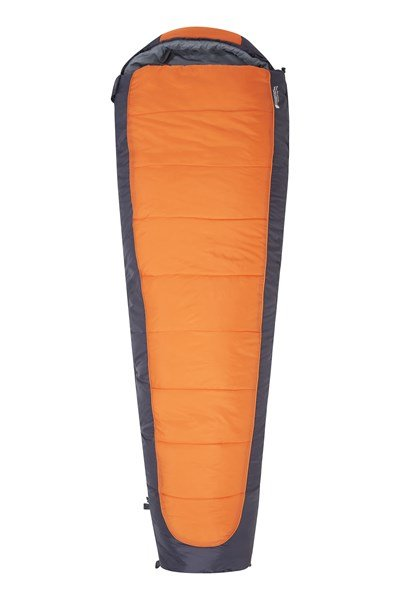 Microlite 1400 Sleeping Bag - Orange