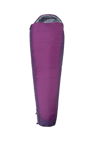 Microlite 1400 Sleeping Bag - Purple