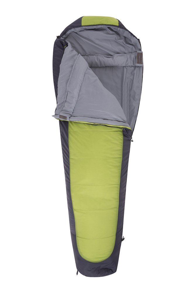 XL Sleeping Bag by Highlander Extra Large Pod Design perfect For Color Azure New