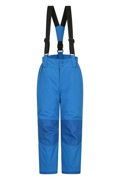 Raptor Kids Snow Pants - Blue