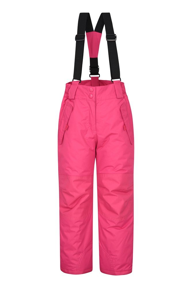 Honey Kids Snow Pants - Pink