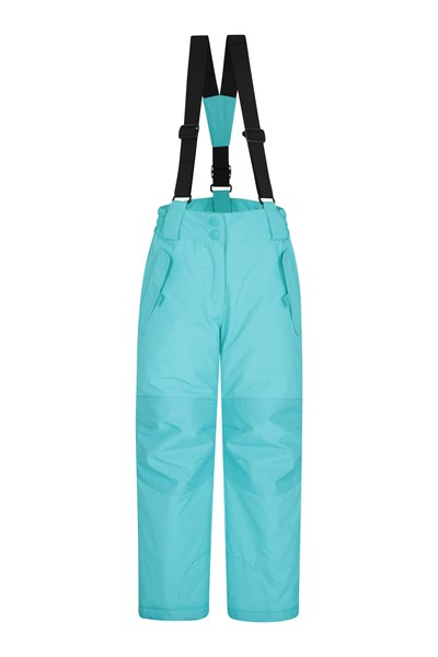 Honey Kids Snow Pants - Teal