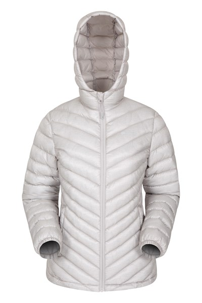 Seasons Womens Padded Jacket - Beige