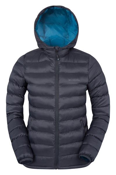 Seasons Womens Padded Jacket - Black