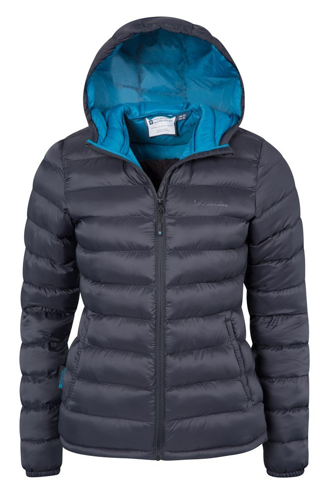 Seasons Womens Padded Jacket | Mountain Warehouse EU
