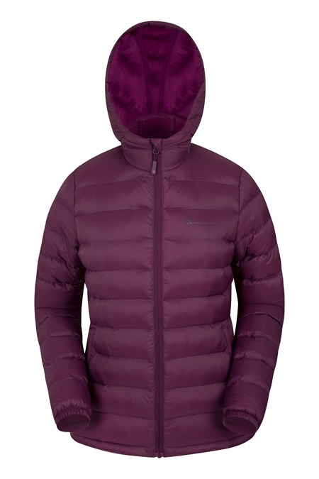 023178 SEASONS II WOMENS PADDED JACKET