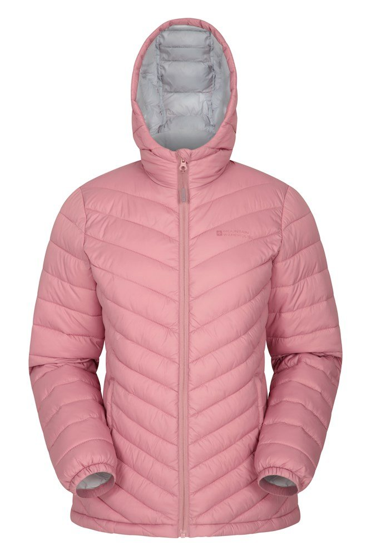 Seasons – damska kurtka pikowana - Pink
