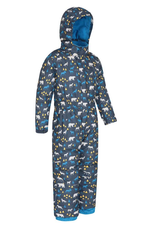 Weatherproof Girls 2 piece Snow Suit Snowflake