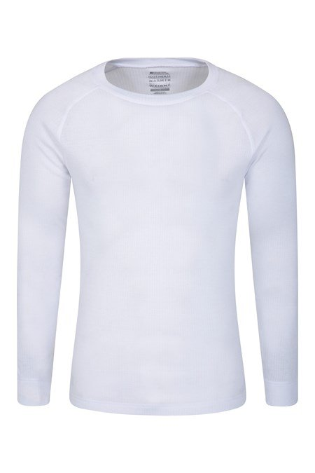 023196 TALUS LS ROUND NECK BASELAYER TOP