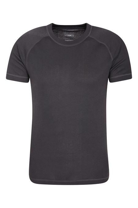 023198 TALUS SS ROUND NECK BASELAYER TOP