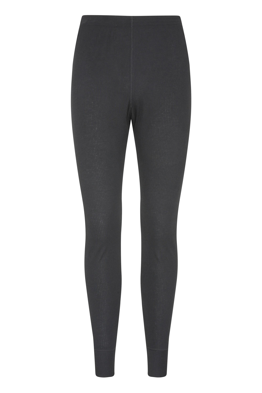 Talus Mens Base Layer Pants – Black