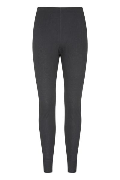Talus Mens Base Layer Pants - Black