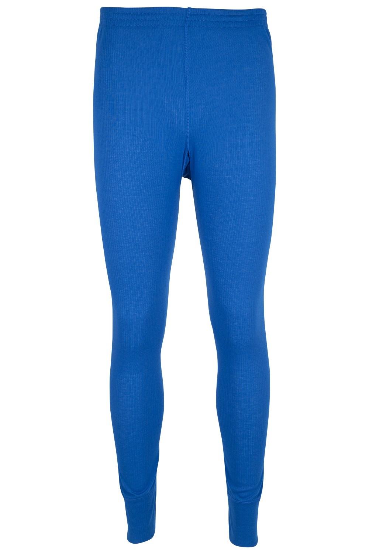Talus Mens Base Layer Pants - Blue