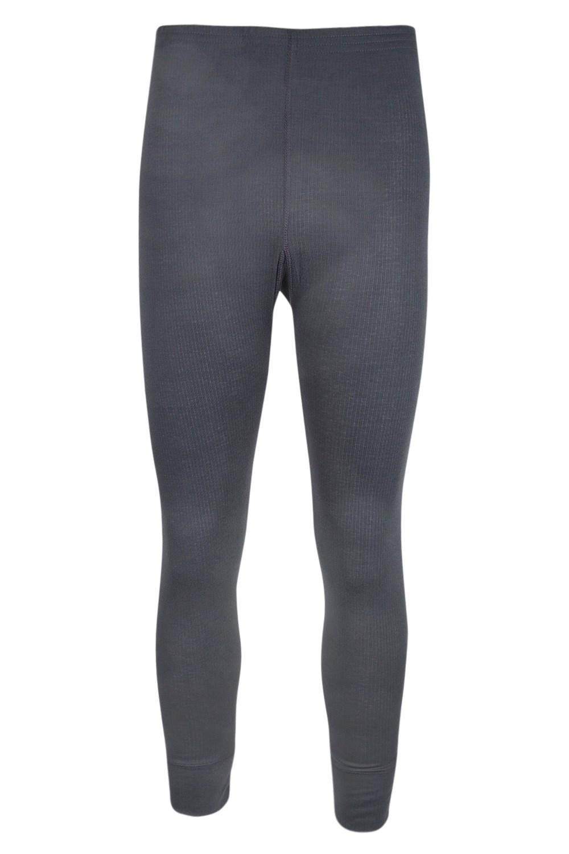 Talus Mens Base Layer Pants - Grey