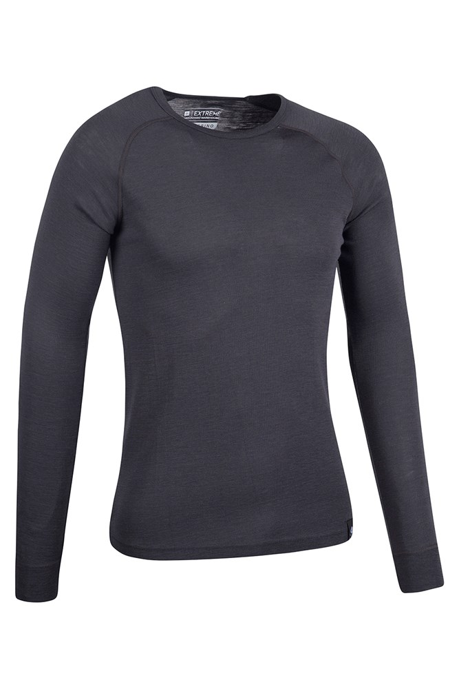 Indera Mens Big and Tall LS Ultra Heavy Weight Thermal Top