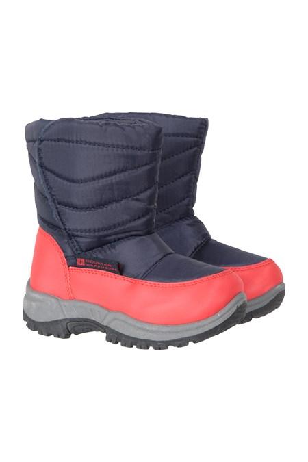 023204 CARIBOU JUNIOR SNOW BOOT