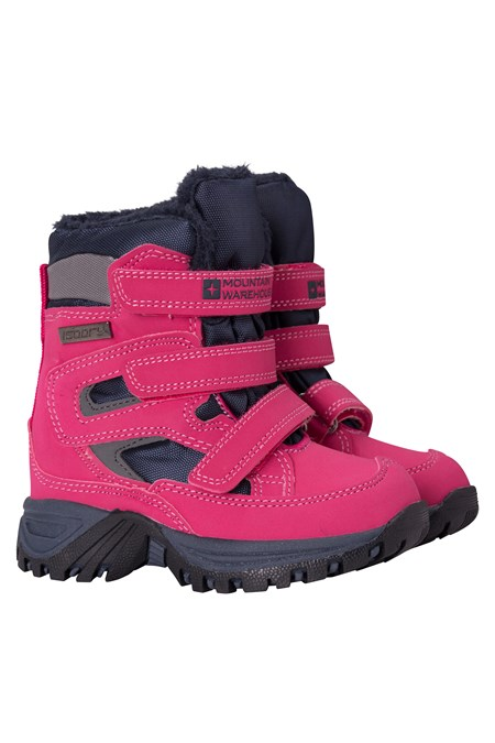 023209 CHILL JUNIOR WATERPROOF SNOWBOOT