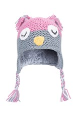 Owl Knitted Kids Hat