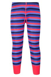 Merino Kids Striped Pants