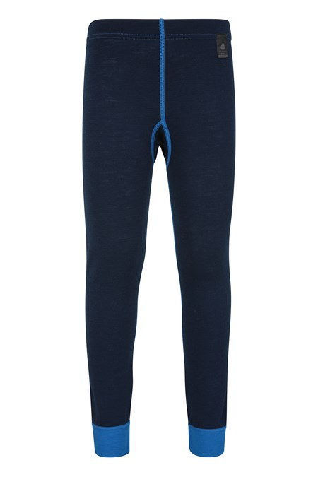 023252 MERINO KIDS BASE LAYER PANT