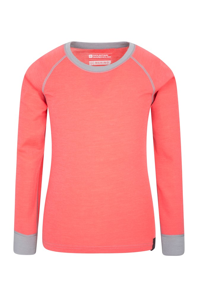 1bd9b155d7 Kids Merino Thermals