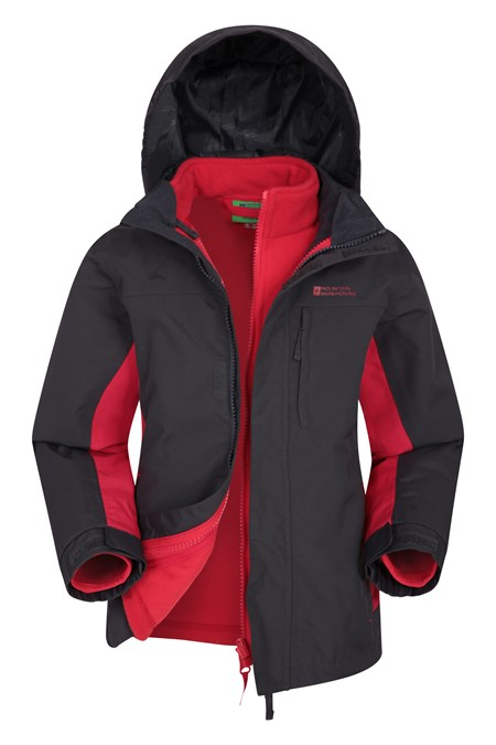 023266 CANNONBALL KIDS 3 IN 1 JACKET